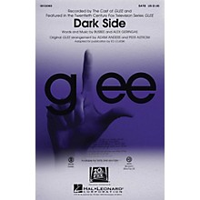 Hal Leonard Dark Side SATB by The Cast of GLEE