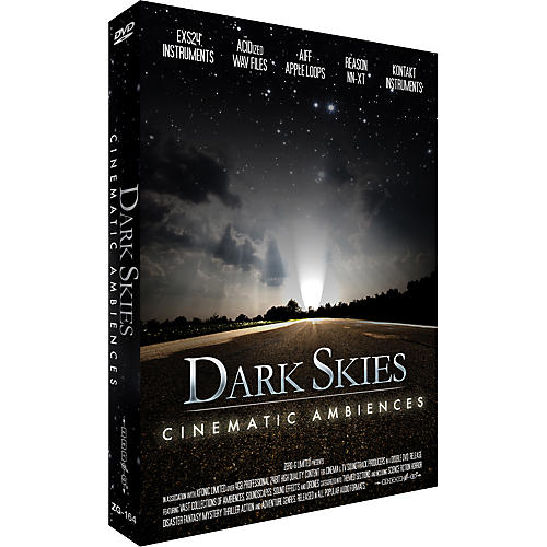 Zero G Dark Skies - Cinematic Ambiences