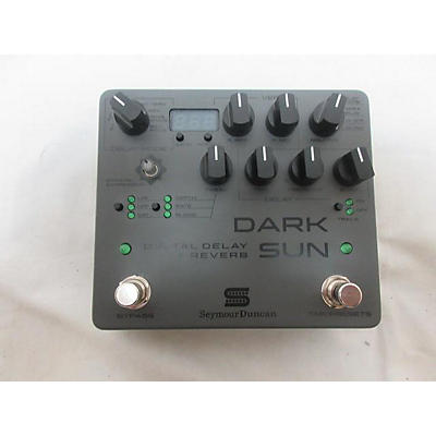 Seymour Duncan Dark Sun Digital Delay & Reverb Effect Pedal