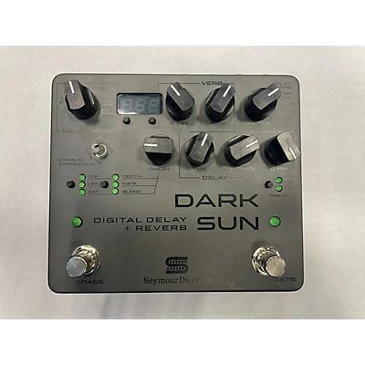 Seymour Duncan Dark Sun Effect Pedal