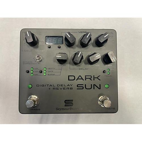 Dark Sun Effect Pedal