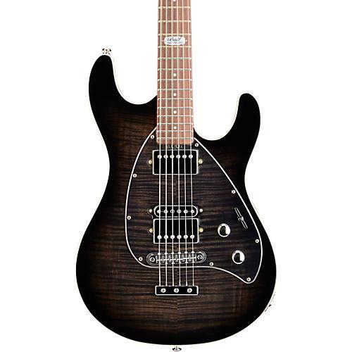 Ernie Ball Music Man Darklord Morse Electric Guitar