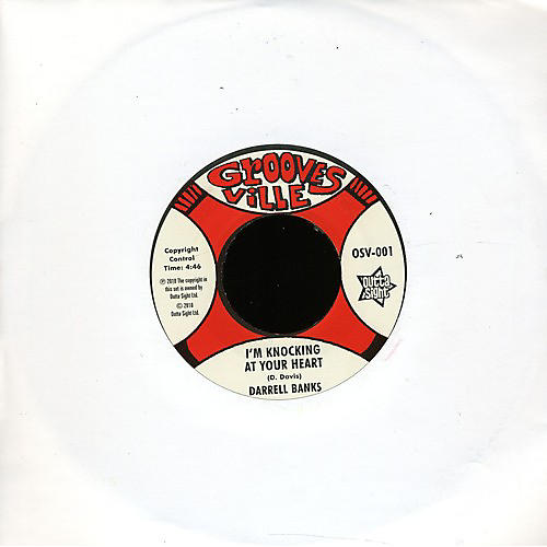 Alliance Darrell Banks - I'm the One Who Loves You/I'm Knocking at Your Doo
