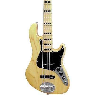 Lakland Darryl Jones Signature Model 5-String Maple Fretboard Electric Bass Guitar
