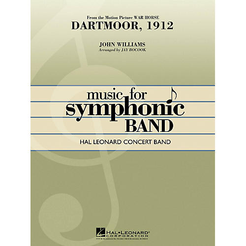 Hal Leonard Dartmoor, 1912 (From War Horse) - Hal Leonard Concert Band Series Level 4