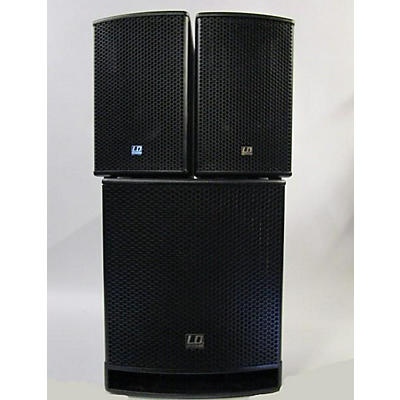 LD Systems Dave 15 G3 Sound Package