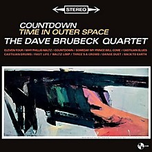 Dave Brubeck - Countdown Time In Outer Space