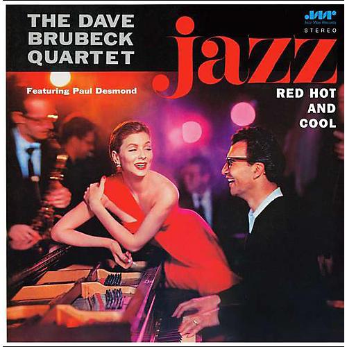 Alliance Dave Brubeck - Jazz: Red Hot & Cool