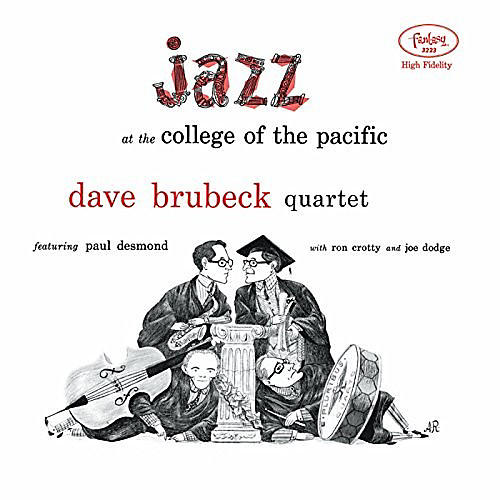 Alliance Dave Brubeck - Jazz at the College of the Pacific