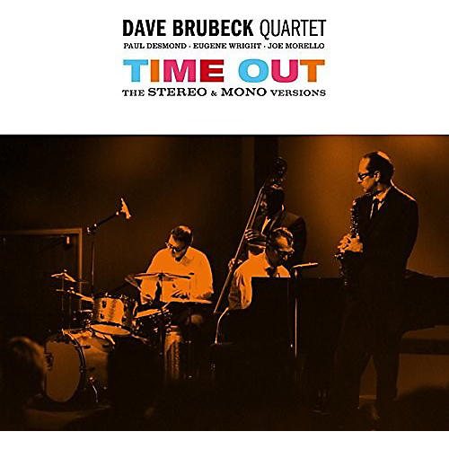 Alliance Dave Brubeck - Time Out: Stereo & Mono Versions
