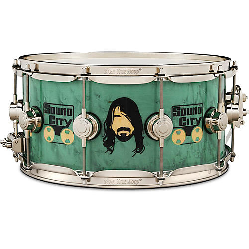 DW Dave Grohl Icon Snare Drum 14 x 6.5 in.
