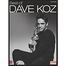 Cherry Lane Dave Koz Best Of