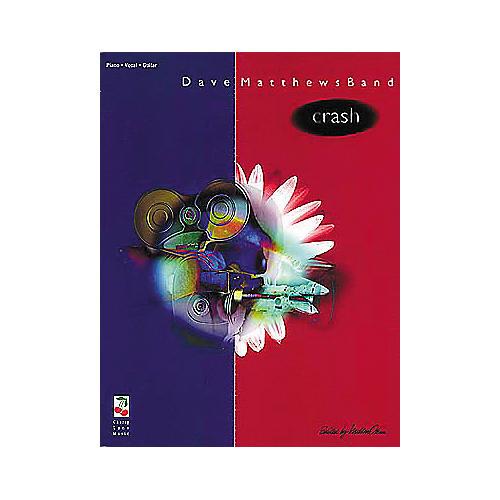 Cherry Lane Dave Matthews Band - Crash Book