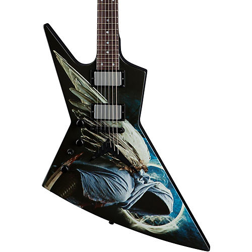 Dean Dave Mustaine Zero Angel of Deth II Left Handed Electric Guitar
