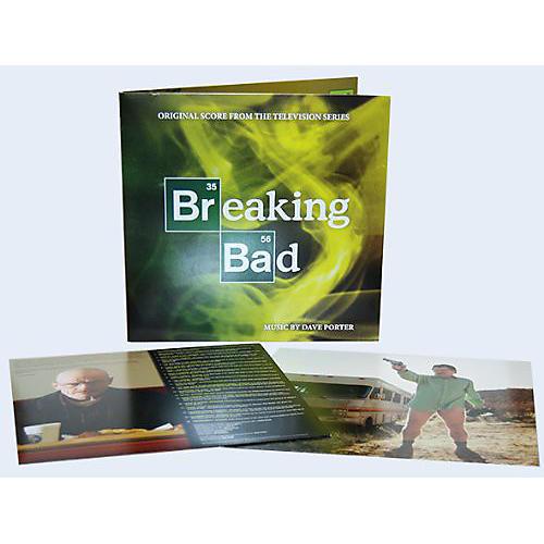 Alliance Dave Porter - Breaking Bad (Original Score)