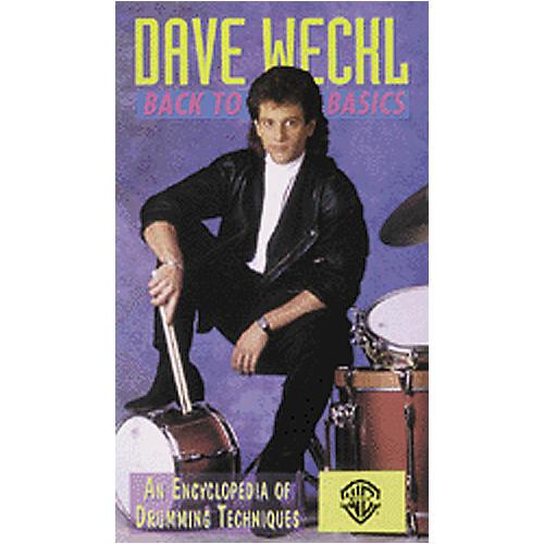 Alfred Dave Weckl Pack (2 Videos)