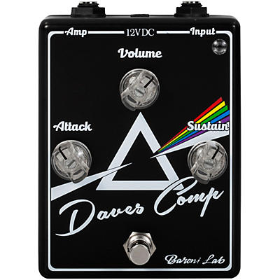 Baroni Lab Dave's Comp Compressor Effects Pedal