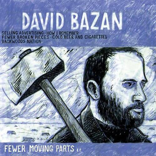 Alliance David Bazan - Fewer Moving Parts