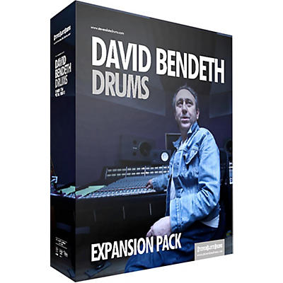 Steven Slate Audio David Bendeth Expansion for Trigger