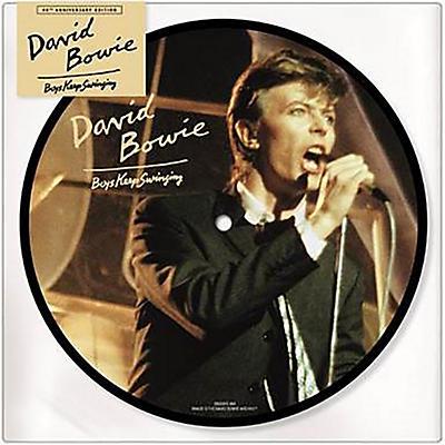 David Bowie - Boys Keep Swinging (40th Anniversary)