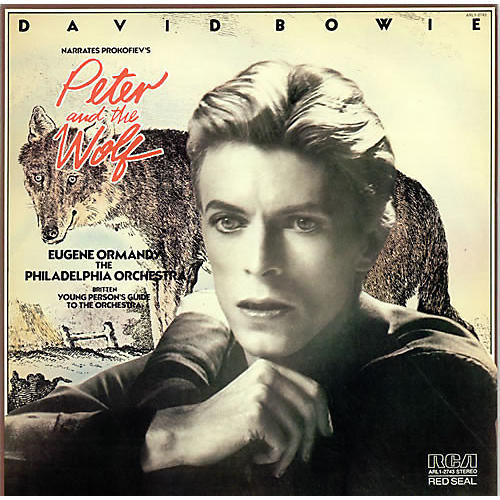 Alliance David Bowie - Peter & the Wolf