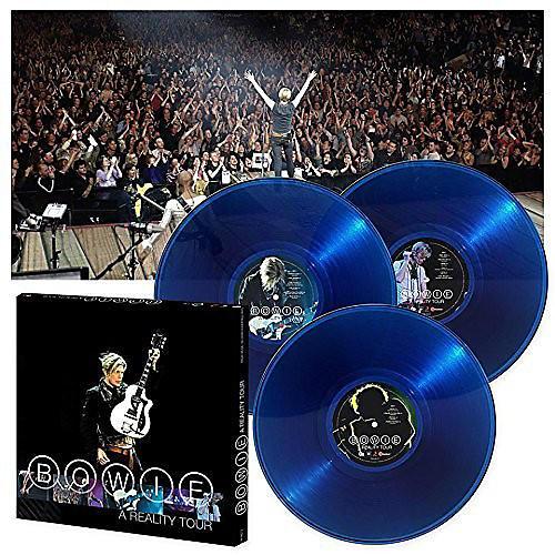 Alliance David Bowie - Reality Tour