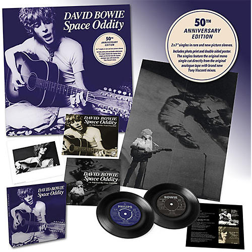 Alliance David Bowie - Space Oddity (50th Anniversary EP)