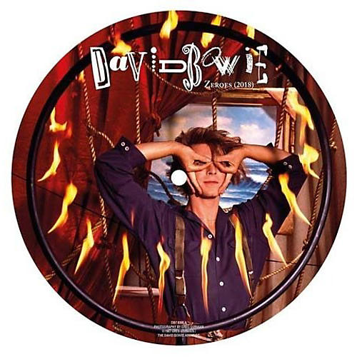 Alliance David Bowie - Zeroes (2018) (radio Edit) / Beat Of Your Drum (2018) (Radio Edit)