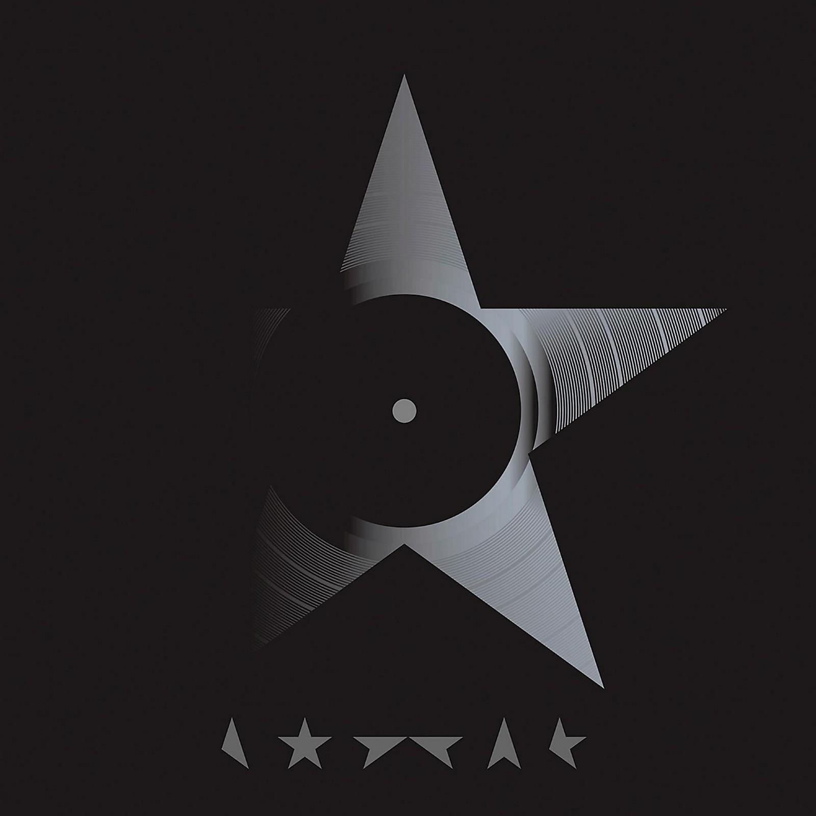 Sony David Bowie Blackstar LP