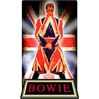 C&D Visionary David Bowie Earthling Sticker