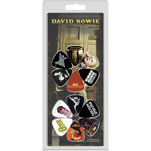Perri's David Bowie Guitar Pick Pack