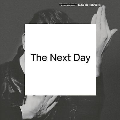 David Bowie The Next Day 3 LP