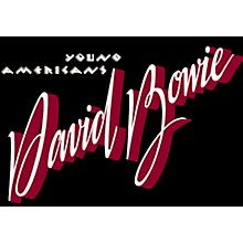 C&D Visionary David Bowie Young Americans Magnet