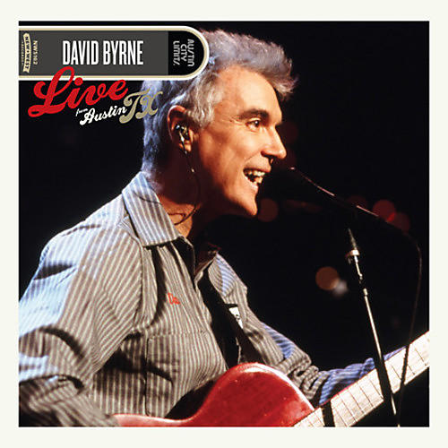 Alliance David Byrne - Live From Austin, TX
