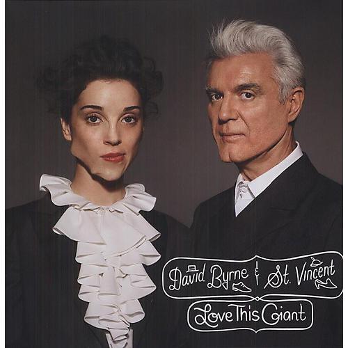 Alliance David Byrne - Love This Giant