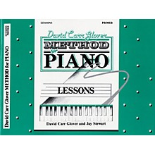 Alfred David Carr Glover Method for Piano Lessons Primer