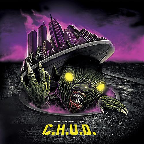 Alliance David Cooper - C.H.U.D. (Original Soundtrack)