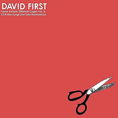 Alliance David First - Same Animal Different Cages Vol.3: Civil War Songs