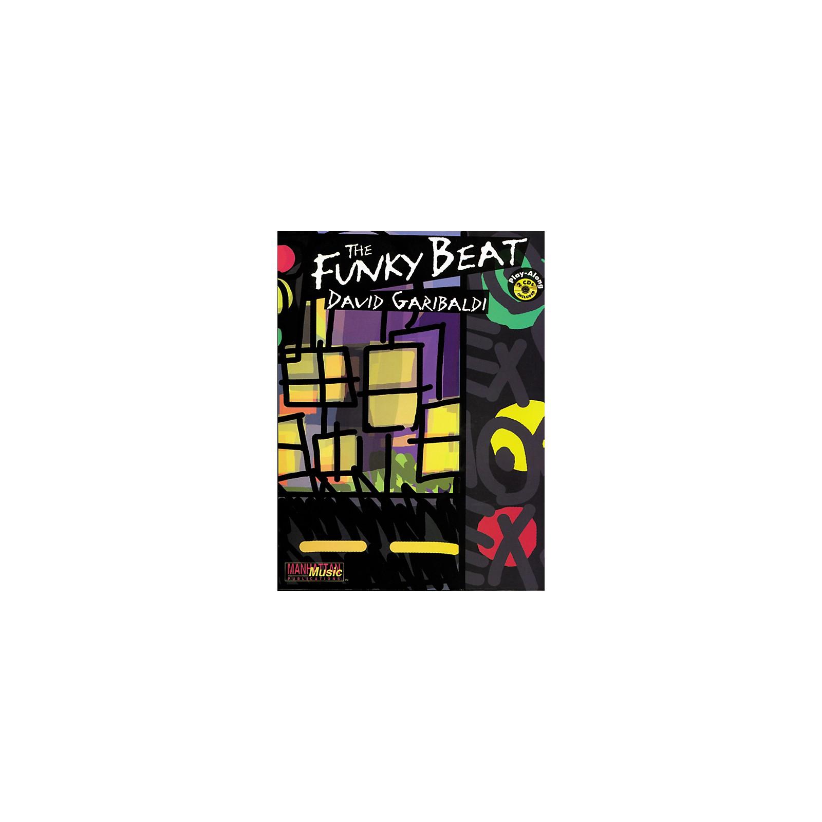 Alfred David Garibaldi The Funky Beat (Book and 2 CDs)