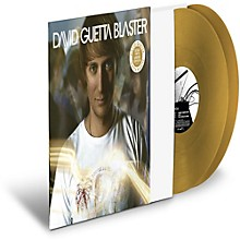 David Guetta - Guetta Blaster (Limited, Gold Colored Vinyl)
