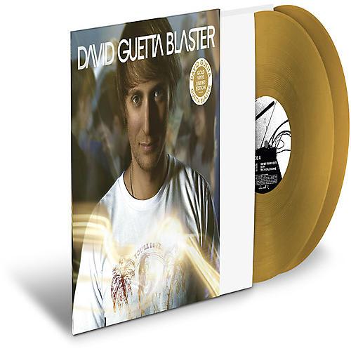 Alliance David Guetta - Guetta Blaster (Limited, Gold Colored Vinyl)