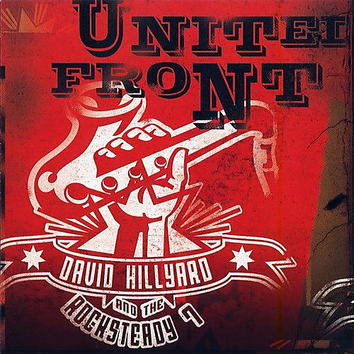 Alliance David Hillyard & the Rocksteady 7 - United Front