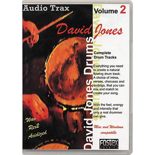 Fostex David Jones Drums Volume 2