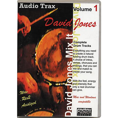 Fostex David Jones Mix It Volume 1