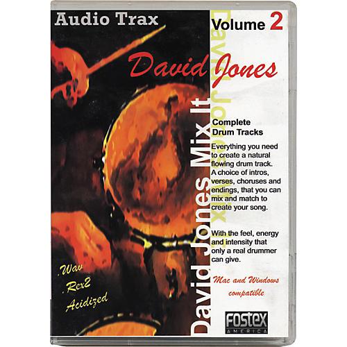 Fostex David Jones Mix It Volume 2