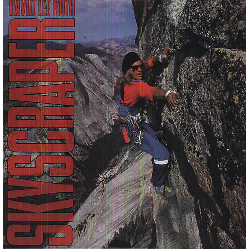 Alliance David Lee Roth - Skyscraper