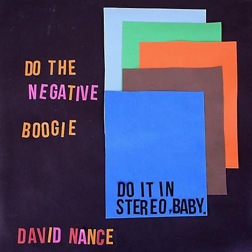 Alliance David Nance - Negative Boogie