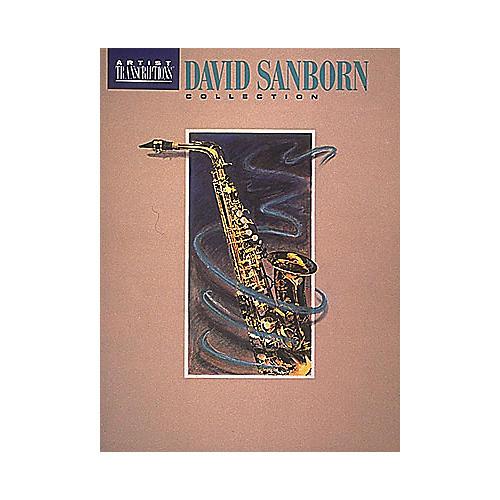 Hal Leonard David Sanborn Collection