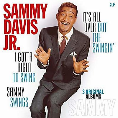 Davis Jr, Sammy - I Gotta Right To Swing / All Over But The Swingin / Sammy Swings