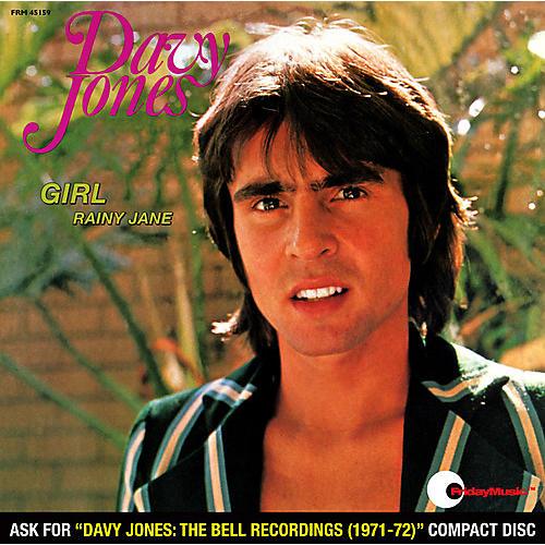 Alliance Davy Jones - Girl / Rainy Jane